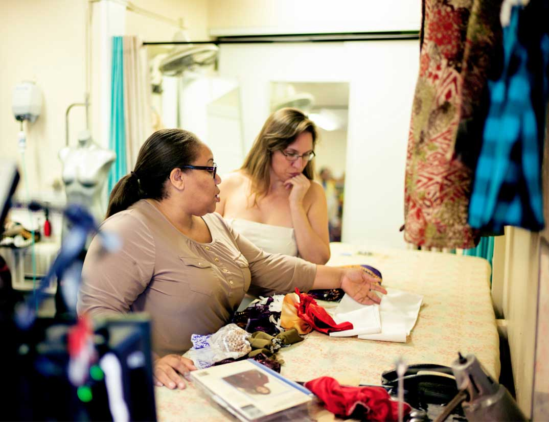 Arisha, the tailor