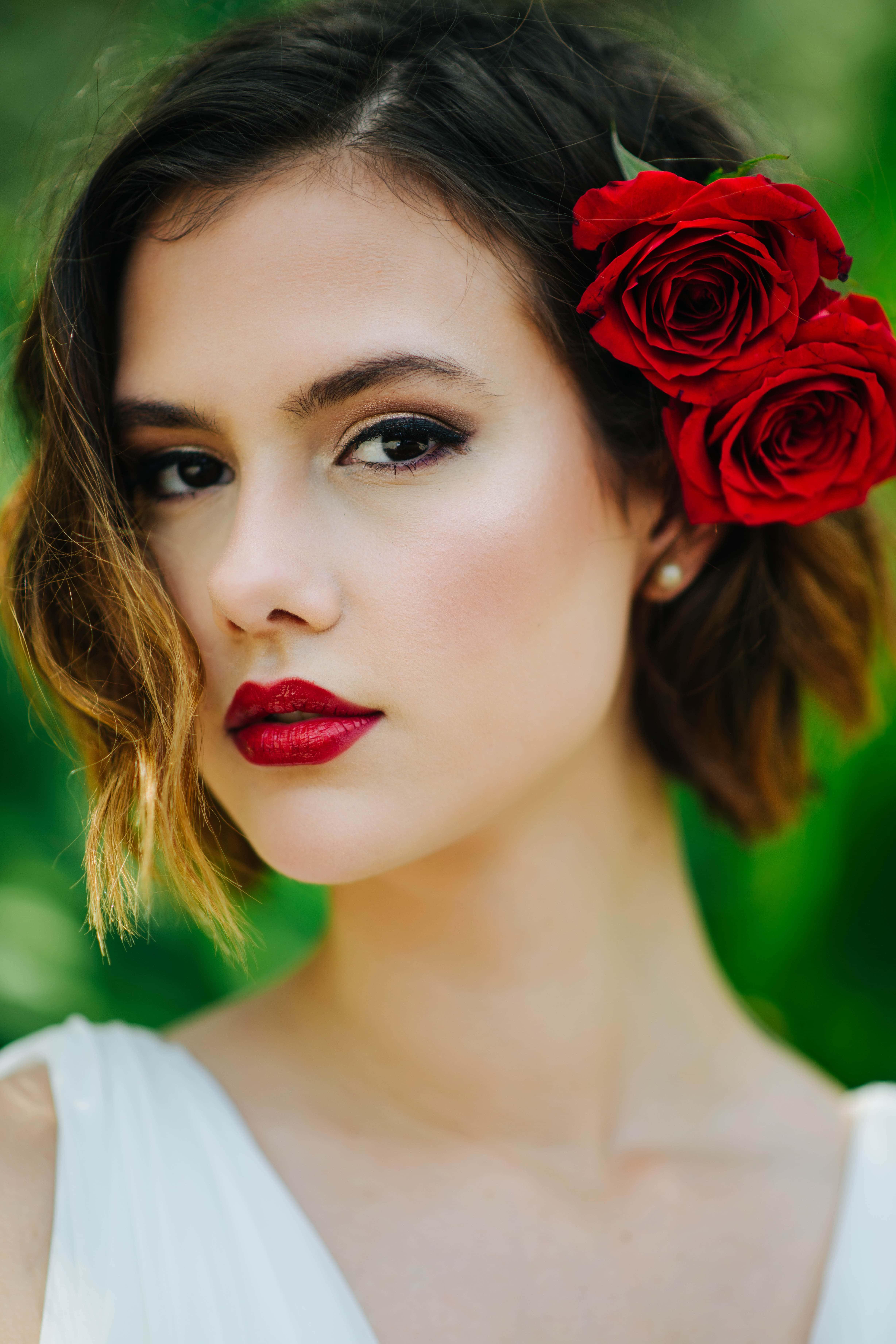 Natural makeup by Marisa