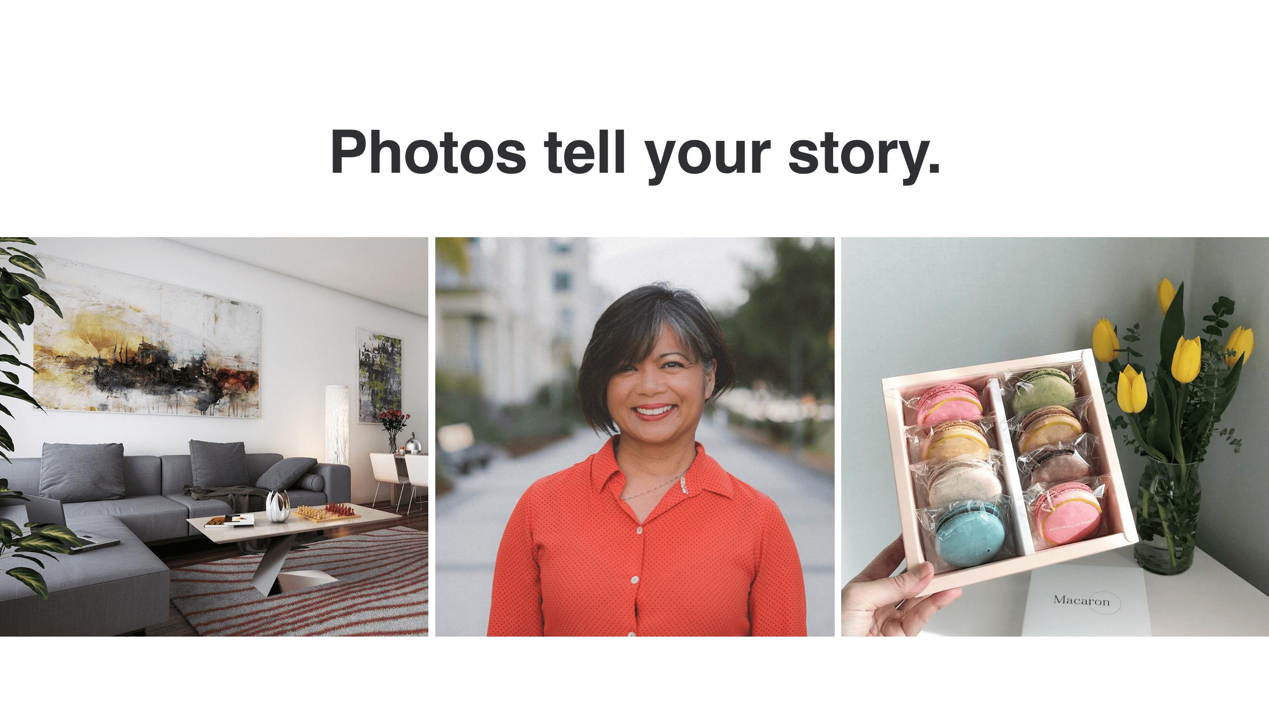 Photos + Videos